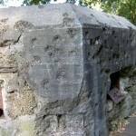 Kazemat 538 (S) met de erenaam Bloklandhazemat (zie ook bij oude foto's)